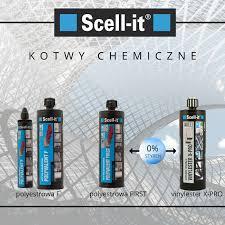 Kotwy chemiczne